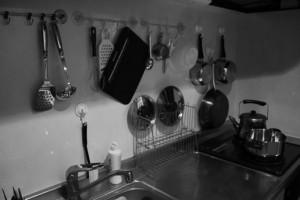 綺麗になったキッチン