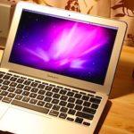 MacBook Air 11.6 inch 買ってみて感想とか