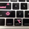 Macでショートカットの記号を1日で覚える方法
