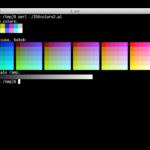 確認しておきたい!ターミナルが本当に256色表示できてるか?