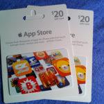iTunes Card 2枚目半額祭りが各店舗で開催中!!