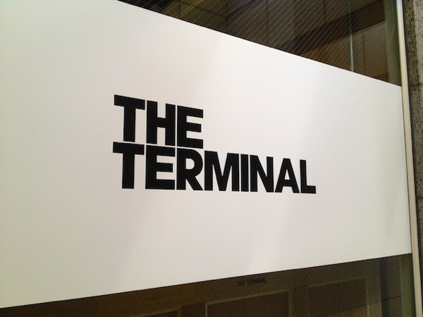 The terminal 01