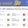 JetBrains製品が50%OFFセール実施中!!9/14まで