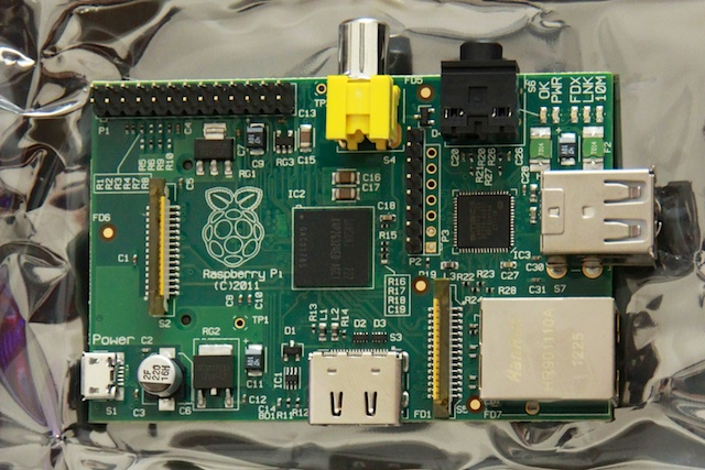 raspberry pi base board