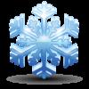 Terminalに雪を降らす魔法の1ライナー